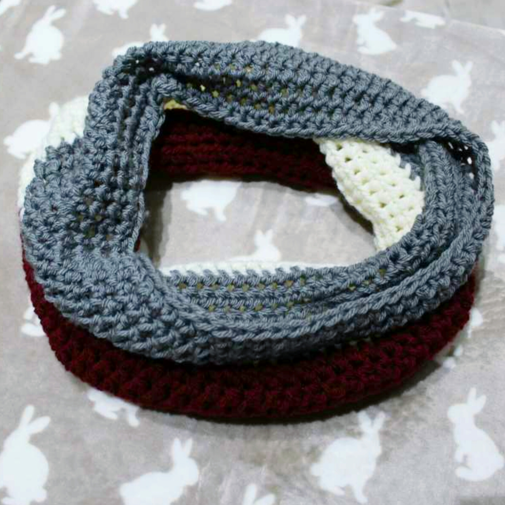 Free Crochet Pattern for the Kapa Cowl – A beautiful 3 shade Cowl ...