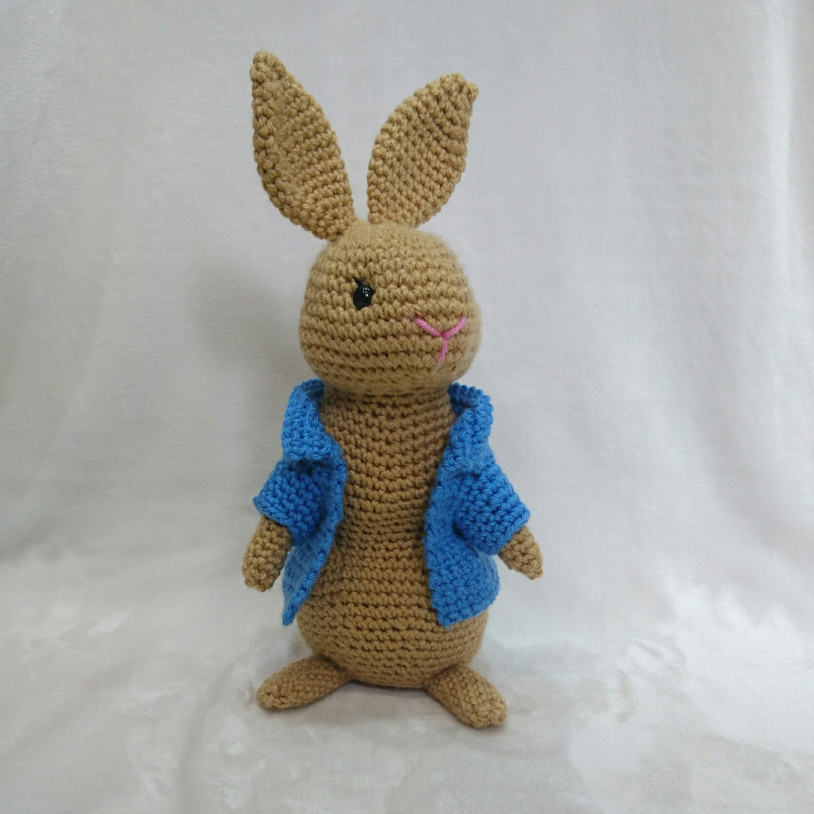 Pepper Rabbit Amigurumi Pattern - the crochet blog